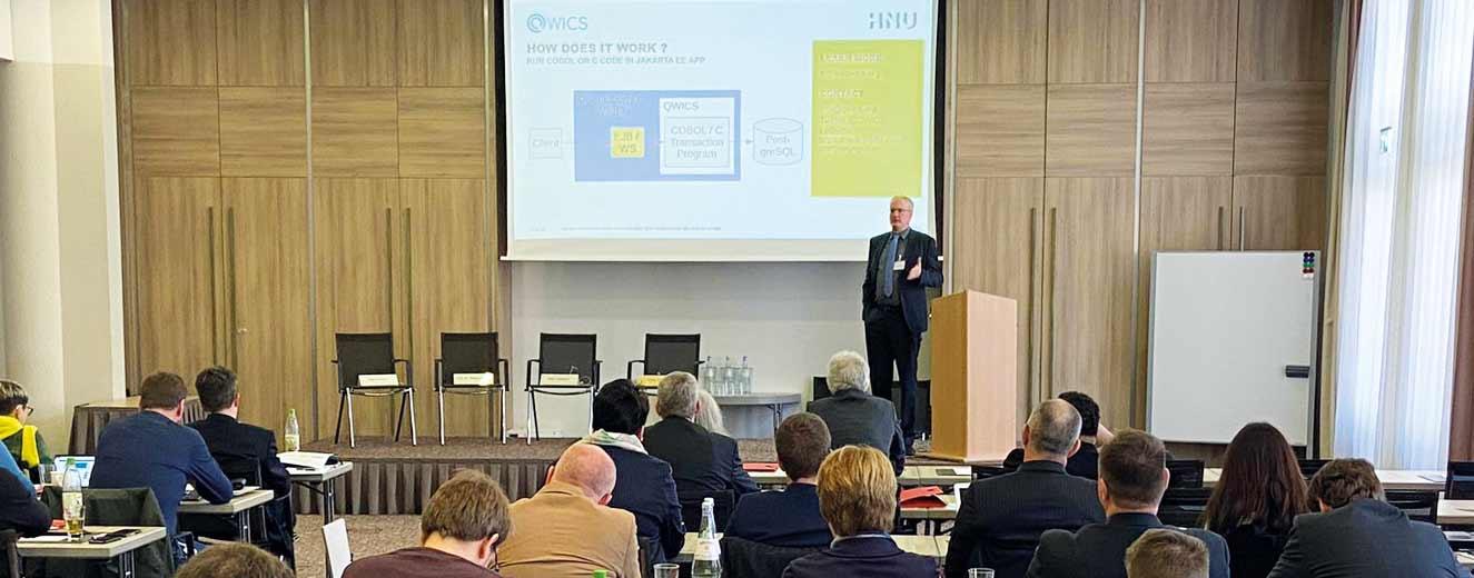 ceCMG Events mit Speakern